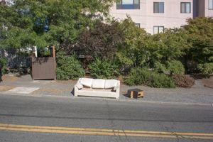 Abandoned Sofa #21