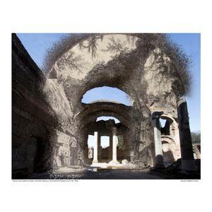 Una Galleria di Statue nella Villa Adriana, a Tivoli [Vedute di Roma] circa 1778 / 2016
