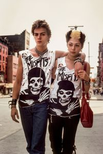 The Misfits, New York, NY, 1981 © Robert Herman