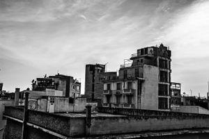 Athenian skyline