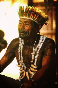 Chief Calixto - Sun Ray