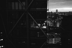 Two men on the xxth floor