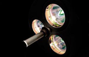 Scialytic lamp. © Luigi Avantaggiato