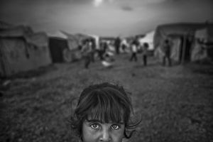 Though the life of Refugee camp is good for the people living here, they have not felt the same freedom like their own land. The future of the children has no hope here. Only for the conflict or only for the power few people destroy the humanity of a nation. © Khaled Hasan