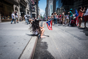 On 5th Avenue, New York NY, June 2015