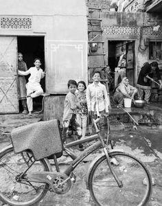 Street Scene, Jaipur, India