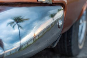 Reflection on Bel Air 57