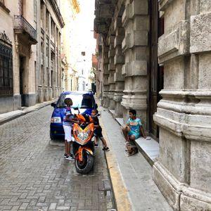 Three Boys, Old Havana