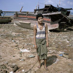 Myo Lwin, Kawthoung, Myanmar (Burma).