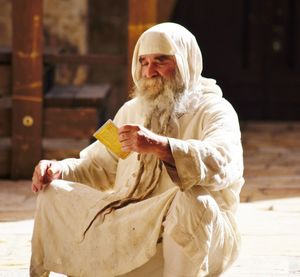 Biblical Scholar Jerusalem