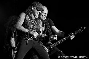 GOTTA ROCK TO STAY ALIVE - MARK TORNILLO & WOLF HOFFMANN (ACCEPT) - 06