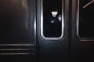 Train Going North