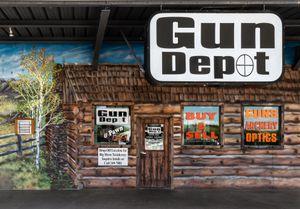 Gun Depot, Montrose, Colorado, 2019
