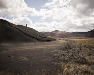 Mine Tailings, Anaconda, MT
