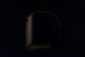 A dark presence I