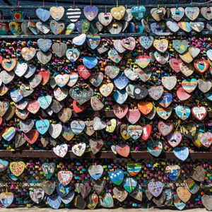 Obsessiveness: Wooden Hearts