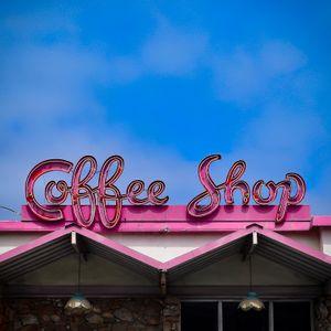 Coffee Shop Neon