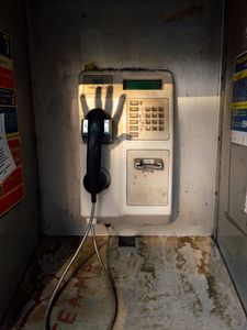 Phone booth #163