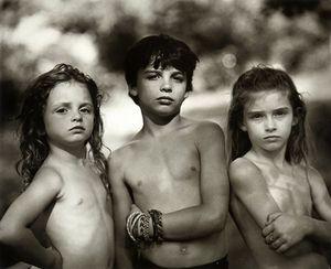 Emmet, Jessie, Virginia 1989. © Sally Mann