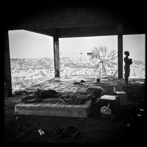 Shelter © Dean Hutton