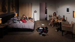 Hotel Room scene 3