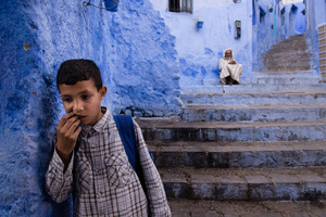 Chefchaouen. Morocco.