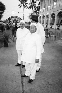 Priests, Parsi Wedding, Bombay, 1995