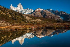 Mirror Lake at Mt.Chalten-2