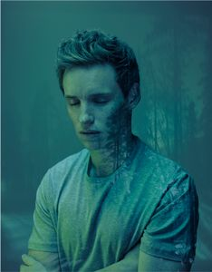 Eddie Redmayne (Forest), 2016 © Nadav Kander. Courtesy Flowers Gallery.