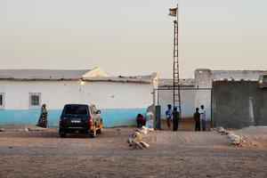 27 De Februero, Saharawi Refugee Camp. Algeria.