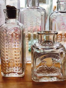 Antique Bottles for Potions