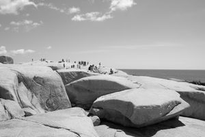 rocks and repose