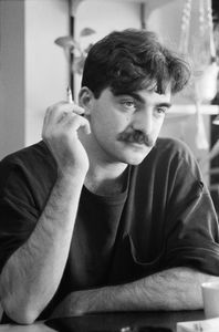 Nino Ricci, Writer, Toronto, 1991