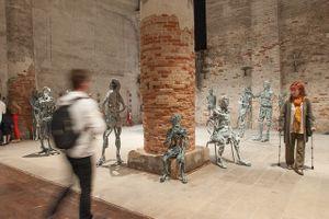 Venice Biennale Art 20015