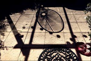 Shadows on the terrace ! II