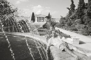 Athens, Zappion.