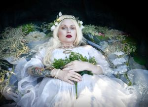 Ophelia in Light of Love