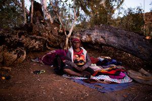 Araluen, Alice Springs. Mcmelan, 43.