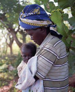Mama and Kagendo