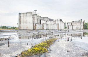 "Forgotten- ""Żarnobyl"" -Nuclear power plant"
