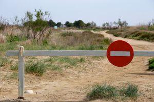 No trespassing 21