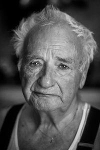 Simple portrait of Giovanni 2016