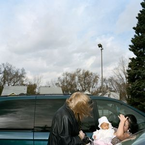Mallorie's Baptism, 2011