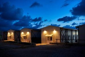 Chamaa, UNIFIL HQ. Accommodations.