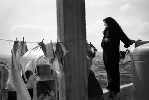 Hanging Laundry, Aita El Chaab Lebanon 2006