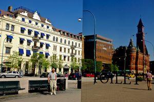 Everyday Juxtaposition in Helsingborg