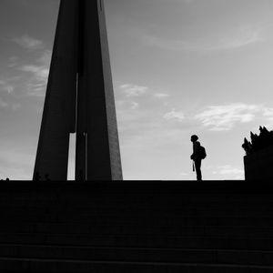 Silhouettes of Shanghai