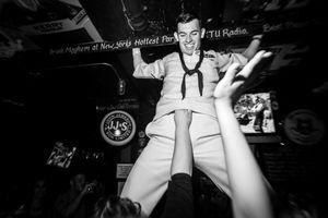 On the Bar, New York NY, May 2014