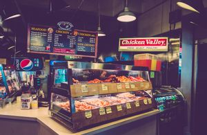 In the Valley of Chicken...