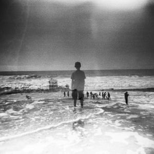 Myrtle Beach (Double Exposure)
